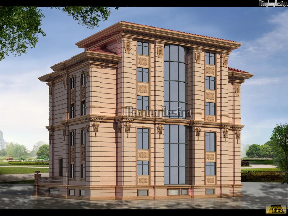 福清别墅外墙方案 - 案例展示 - 名龙设计